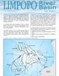 Limpopo River Basin Fact Sheet 2 – People and Settlements