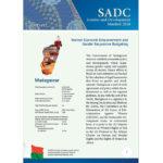 SGDM Factsheet Madagascar