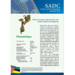 SGDM Factsheet Mozambique