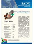 SGDM Factsheet South Africa
