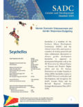SGDM Factsheet Seychelles