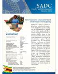 SGDM Factsheet Zimbabwe