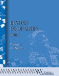 Beyond Inequalities 2005 – Women in Malawi