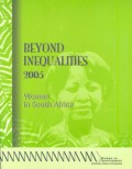 Beyond Inequalities 2005 – Women in South Africa