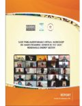 SADC Parliamentarians Virtual Workshop on Mainstreaming Gender in the SADC Renewable Energy Sector