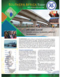 39th SADC Summit Towards Inclusive, Sustainable Industrial Development